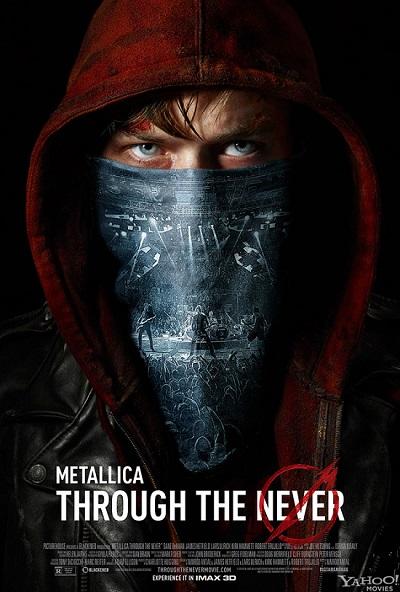 metallica-through-the-never-plakat