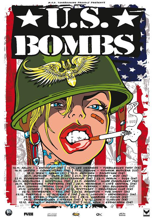 us-bombs-tourplakat