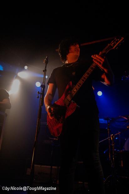 PALISADES @Der Hirsch, Nürnberg - 07.12.2013