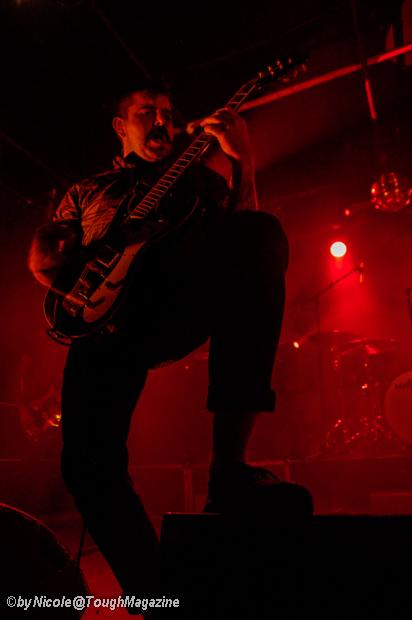 SILVERSTEIN @Der Hirsch, Nürnberg - 07.12.2013