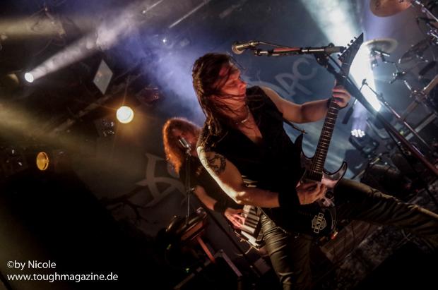 SONATA ARCTICA @Der Hirsch Nürnberg - 2014/04/26