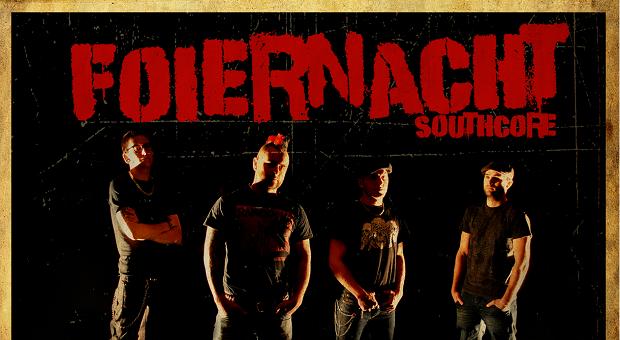Foiernacht-Bandfoto