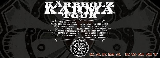 kärbholz-karma-tour-2014