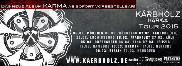 kärbholz-karma-tour