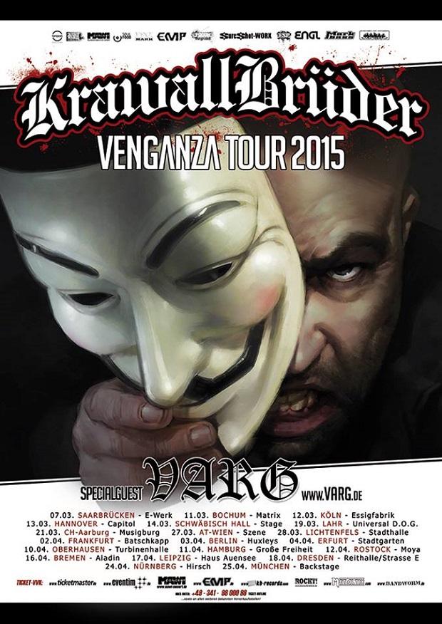 krawallbrüder-venganza-poster