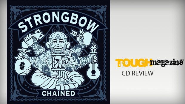 strongbow-chained