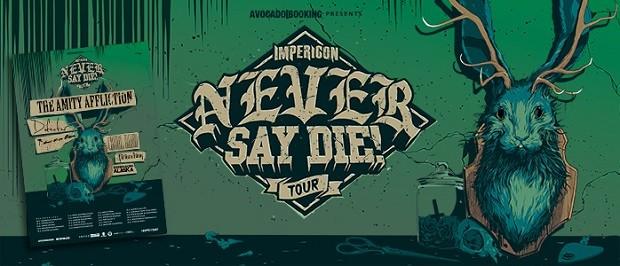 Impericom - never-say-die-2015