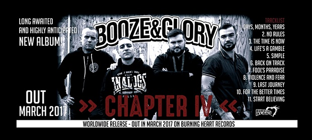 Booze And Glory Poster Kopie